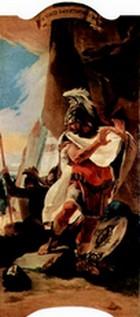 Tiepolo, Annibale e la testa di Asdrubale