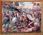 Niccolò Circignani, La Battaglia del Trasimeno